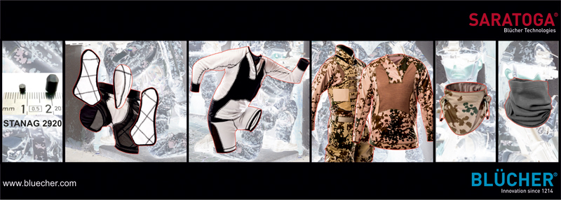 Fragment Protective Clothing  A Holistic Approach to Lightweight Ballistic Body Protection