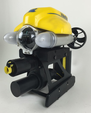 VideoRay RoV with Cobra shaped charge_300 pix