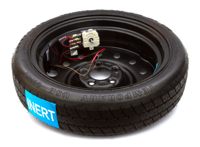 tire-ied